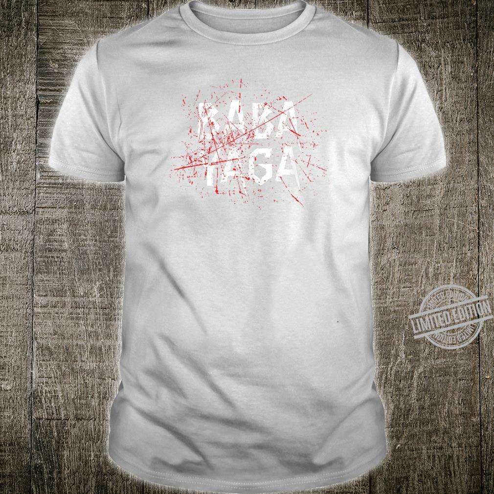 Action films Baba Yaga gear Shirt