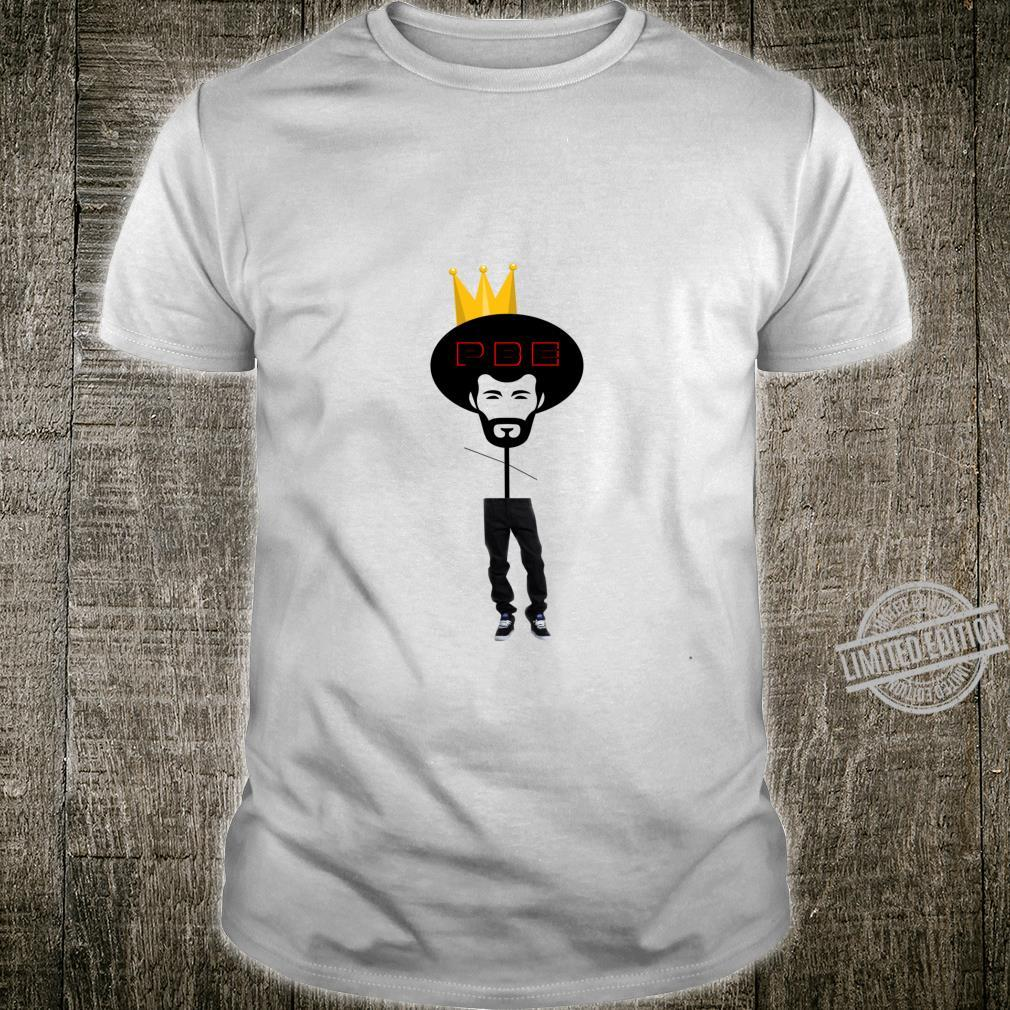 Afro king with crown Shirt