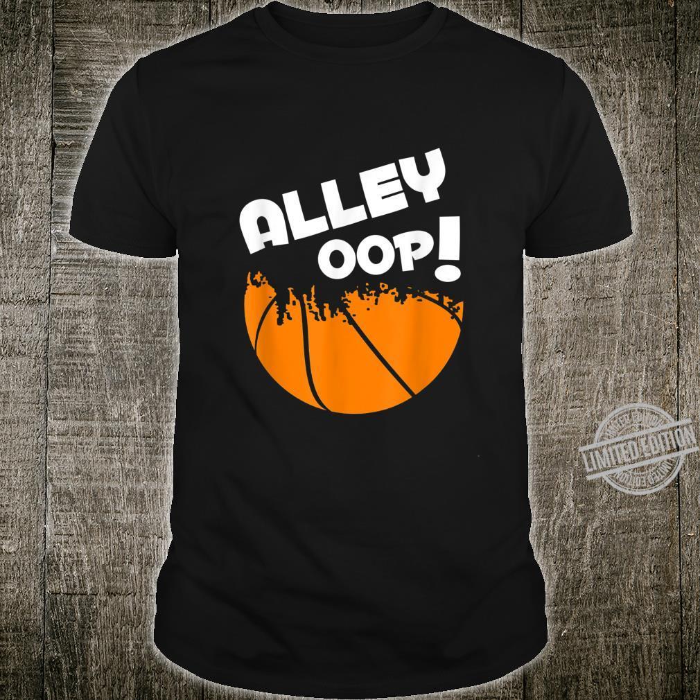 Basketball Player Alley Opp Shirt