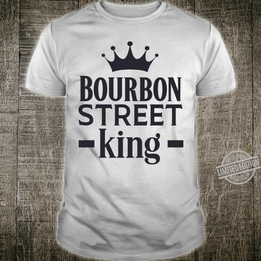 Bourbon Street King Shirt