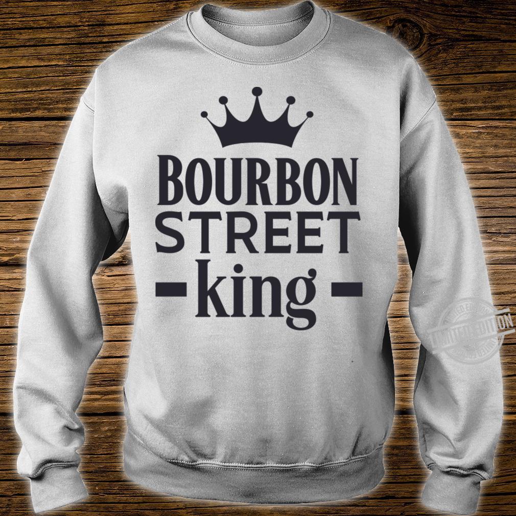 Bourbon Street King Shirt sweater