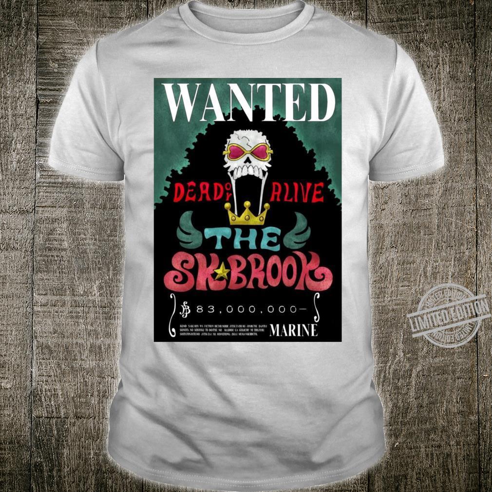 Brook Wanted Racerback Shirt
