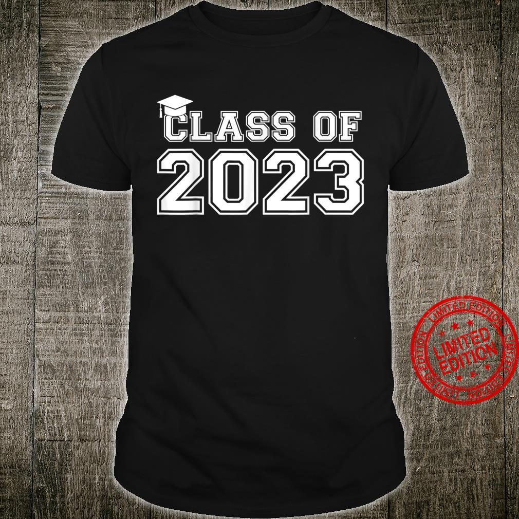 Class Of 2023 Shirt PreK Graduate Kindergarten Graduation Shirt