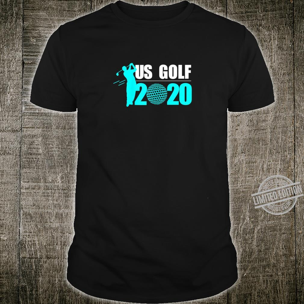 Cool Awesome Golf Fans US Golf 2020 Open Shirt