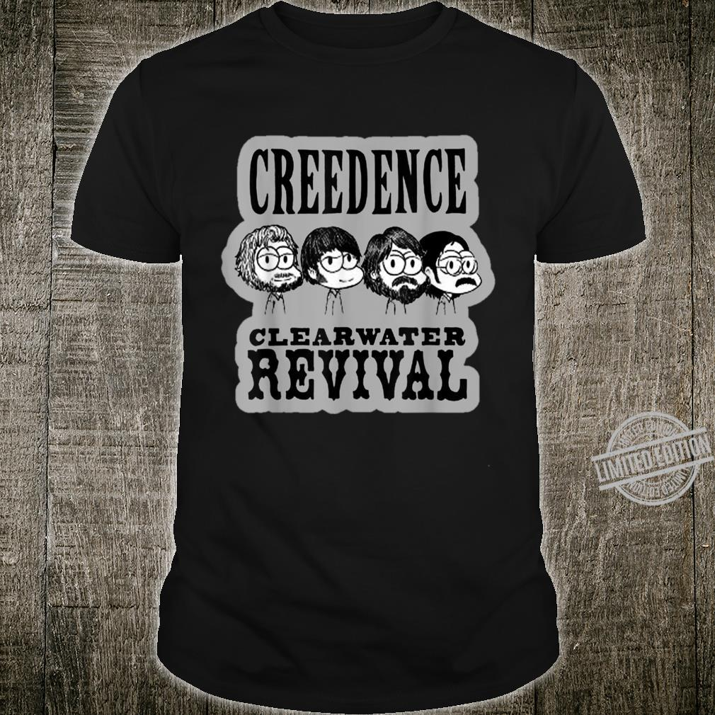 Creedance Clearwater Revival Shirt