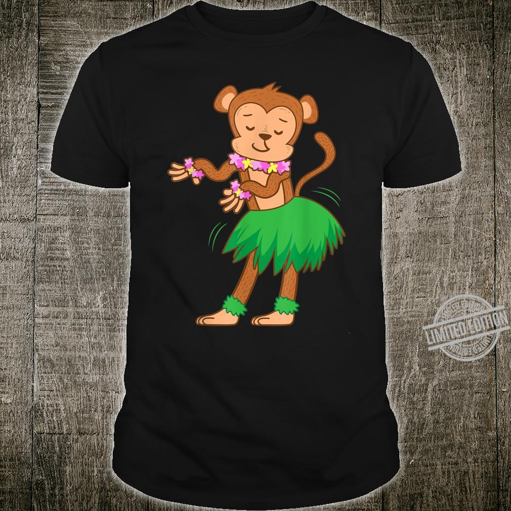 Dancing Monkey Cute Dancer Animals Shirt