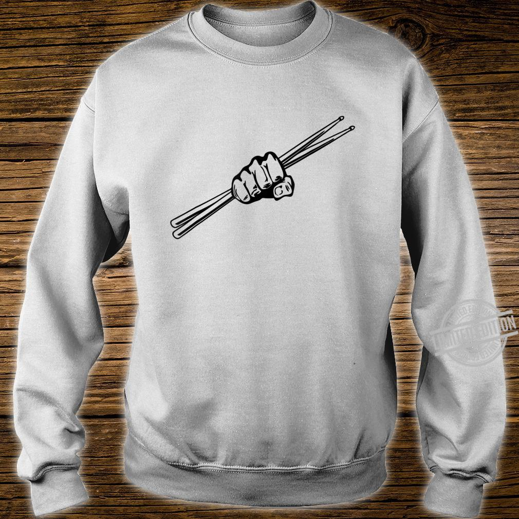 Drumsticks Drummer Drumset Drums Shirt sweater