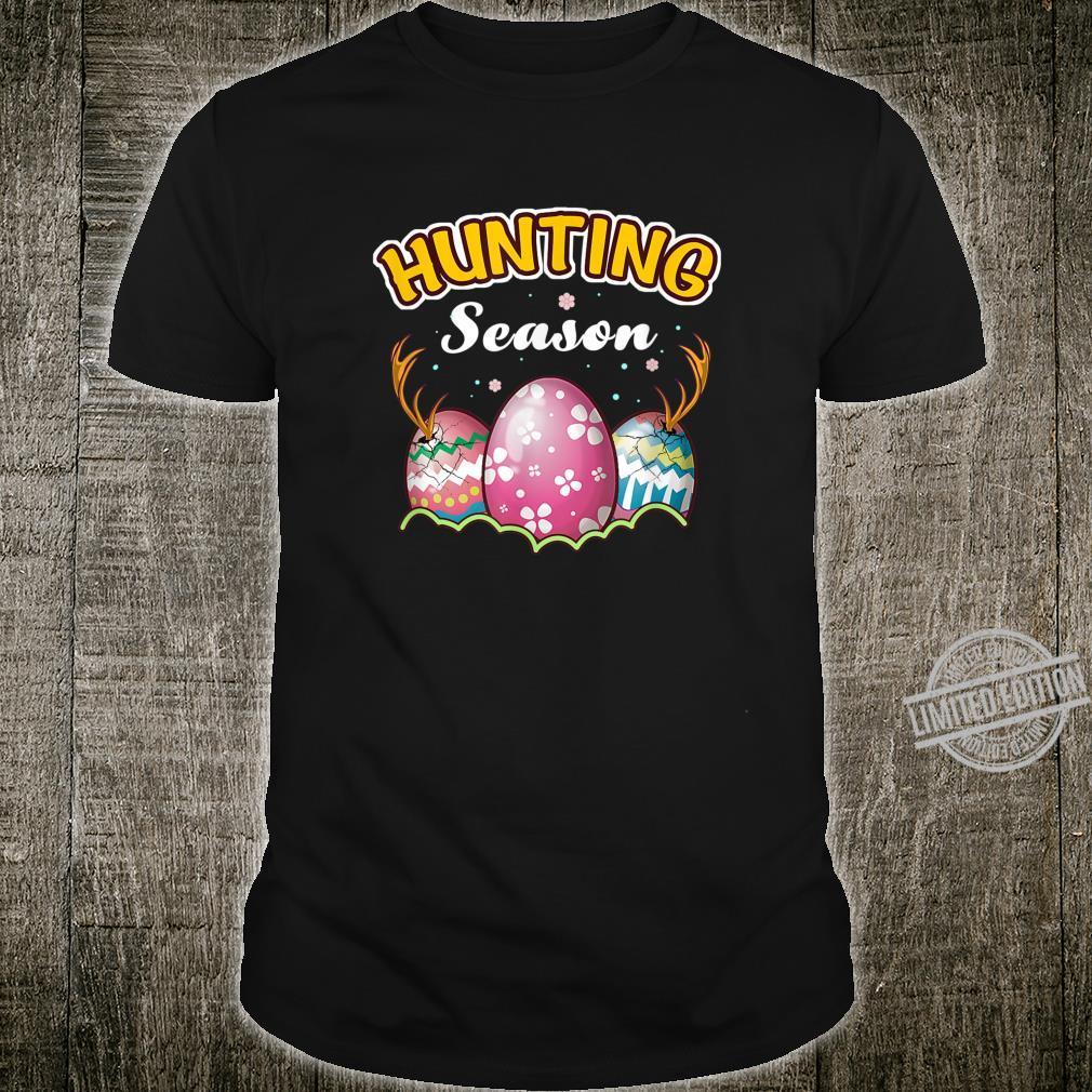 Easter Egg Hunt Crew Bunny Shirt For Toddler Kid Boy Girl Shirt