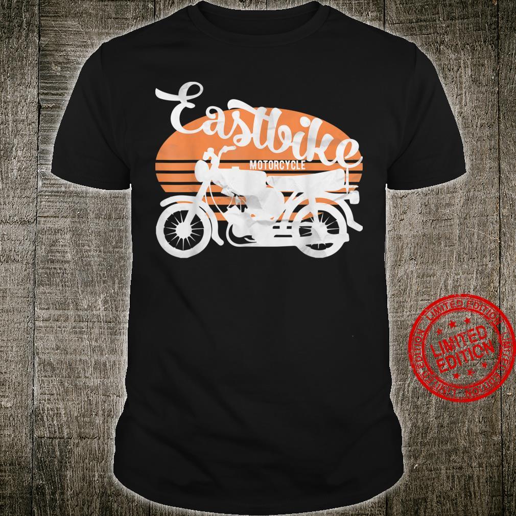 Eastside Moped SimsonS51 Shirt