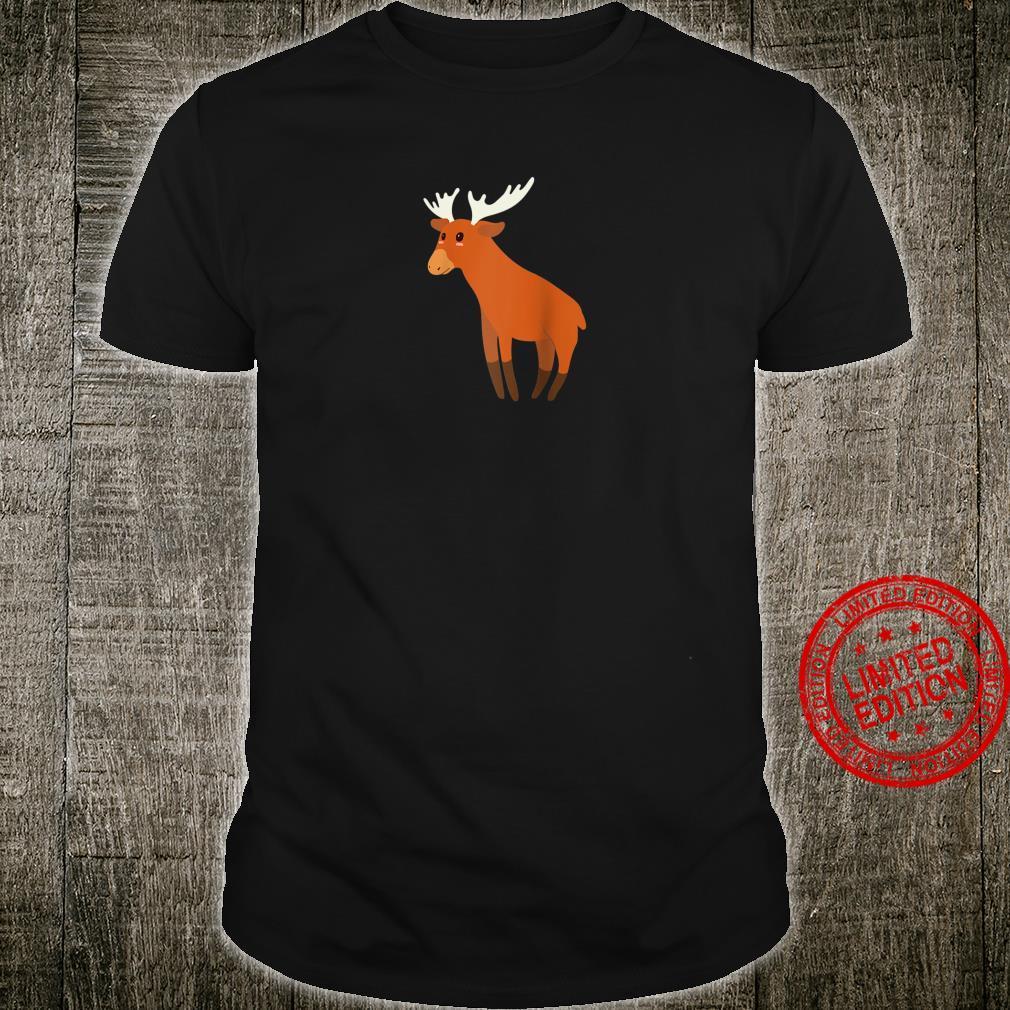 Elk Animal Elk Shirt
