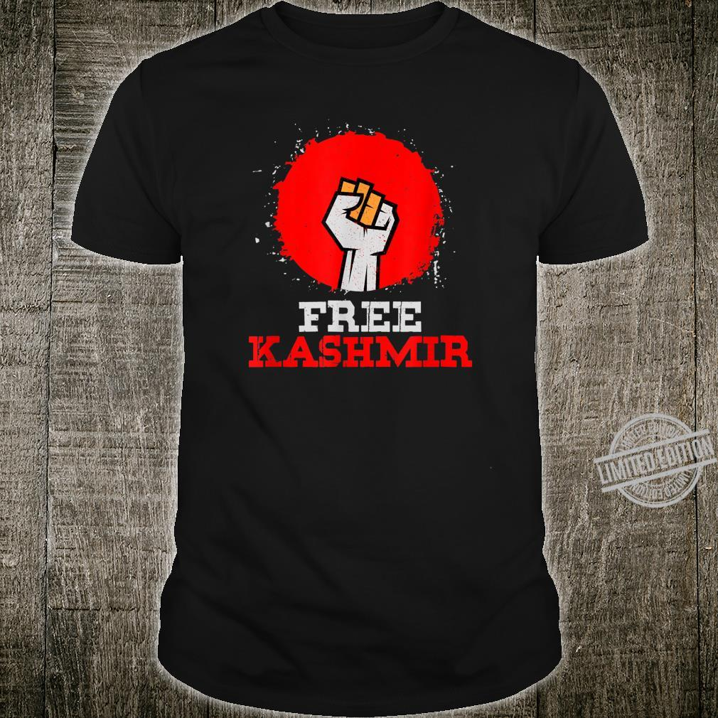 Free Kashmir Break This Lockdown And Stop This Massacre Shirt