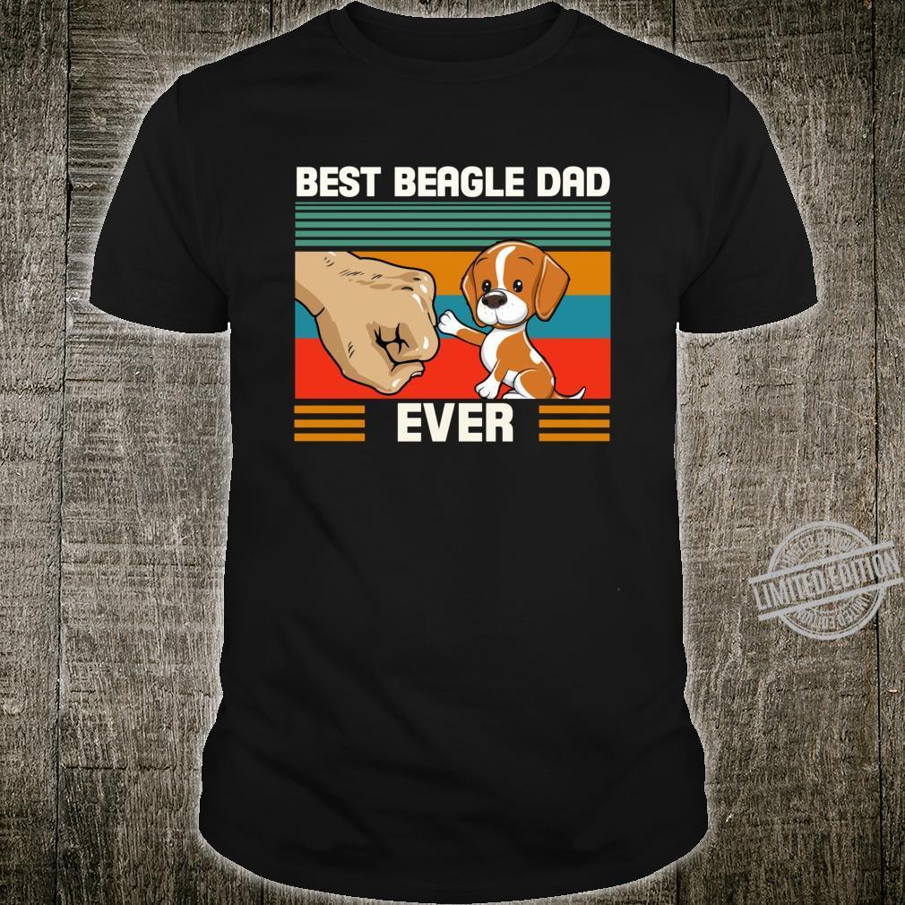 Funny Beagle Who Has Cute Beagle Dog Friend Shirt