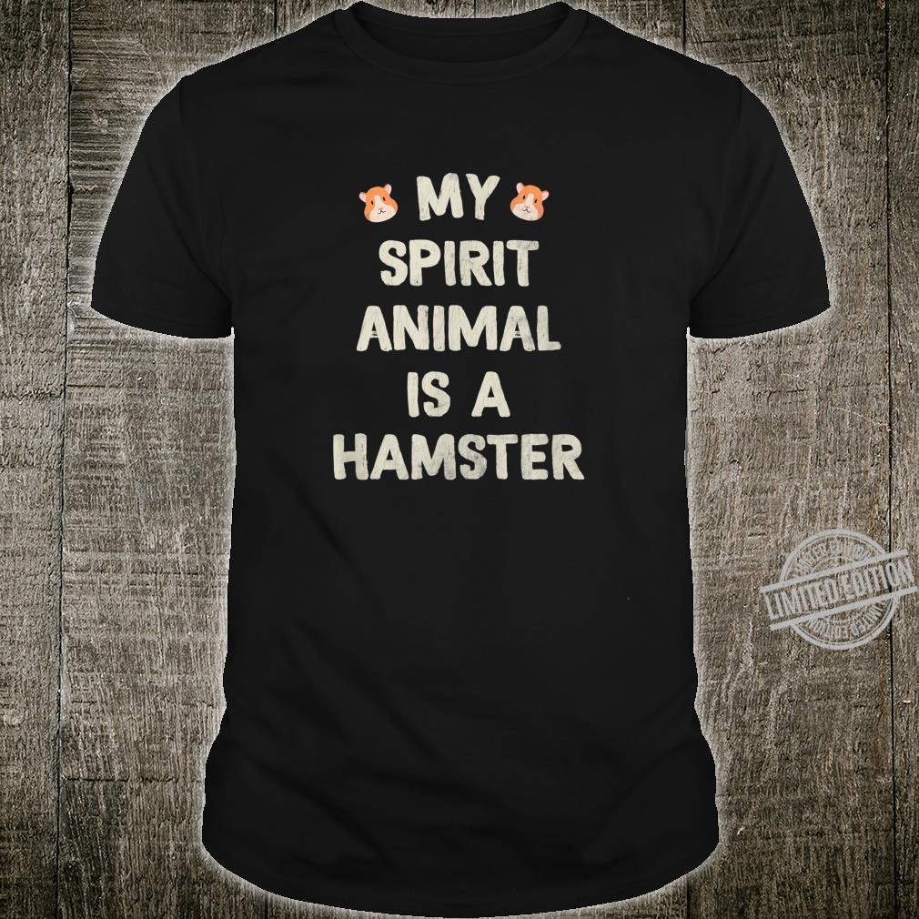 Funny Cute Hamster Shirt
