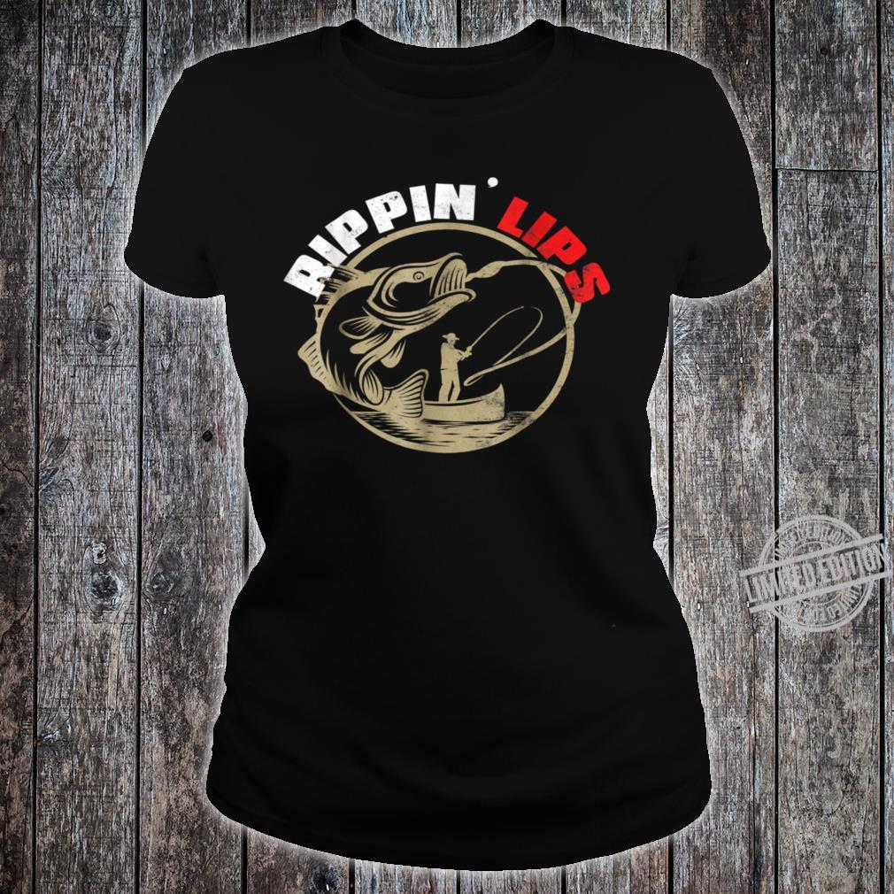 Funny Fishings Shirt ladies tee