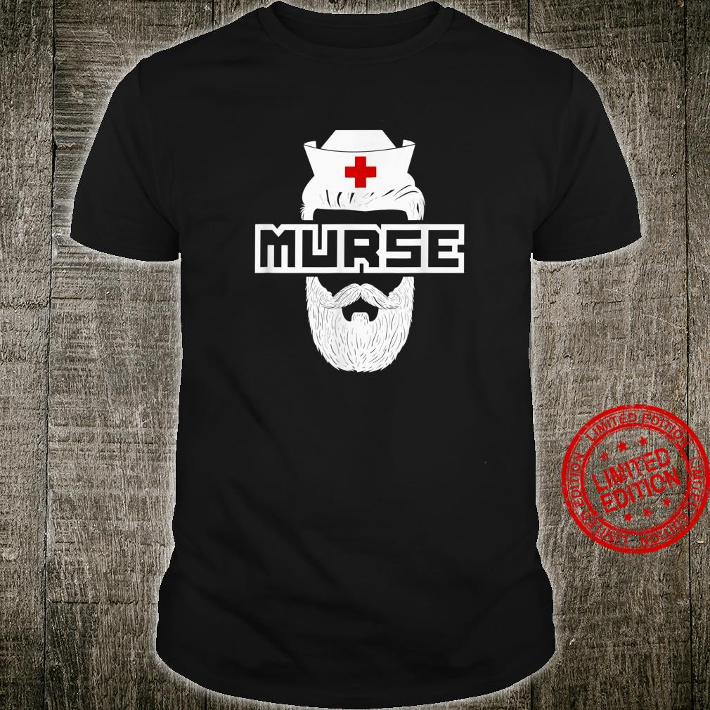 Funny Murse Shirt Perfect For Male Nurse Shirt