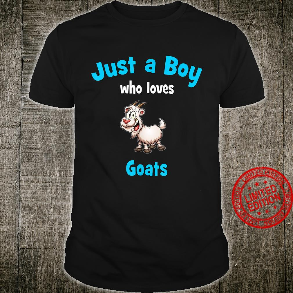 Goat Shirt Goat Shirt