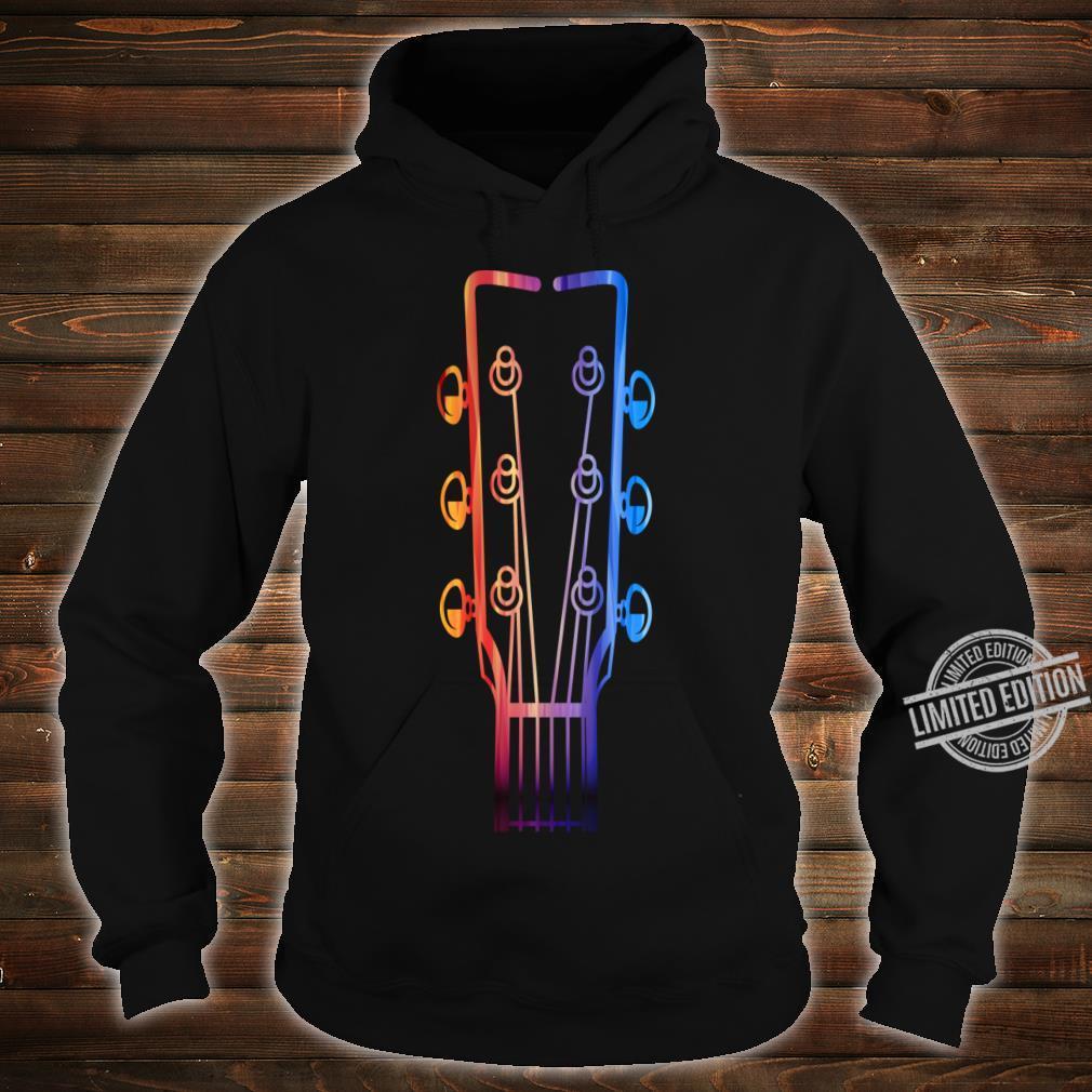 Guitar Strings Shirt hoodie