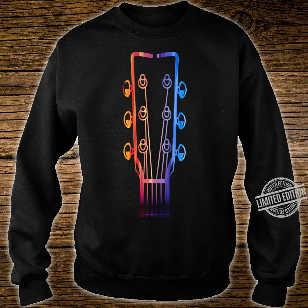 Guitar Strings Shirt sweater