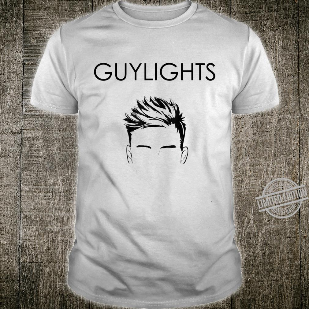 Guylights Highlights In Guy Hair Shirt