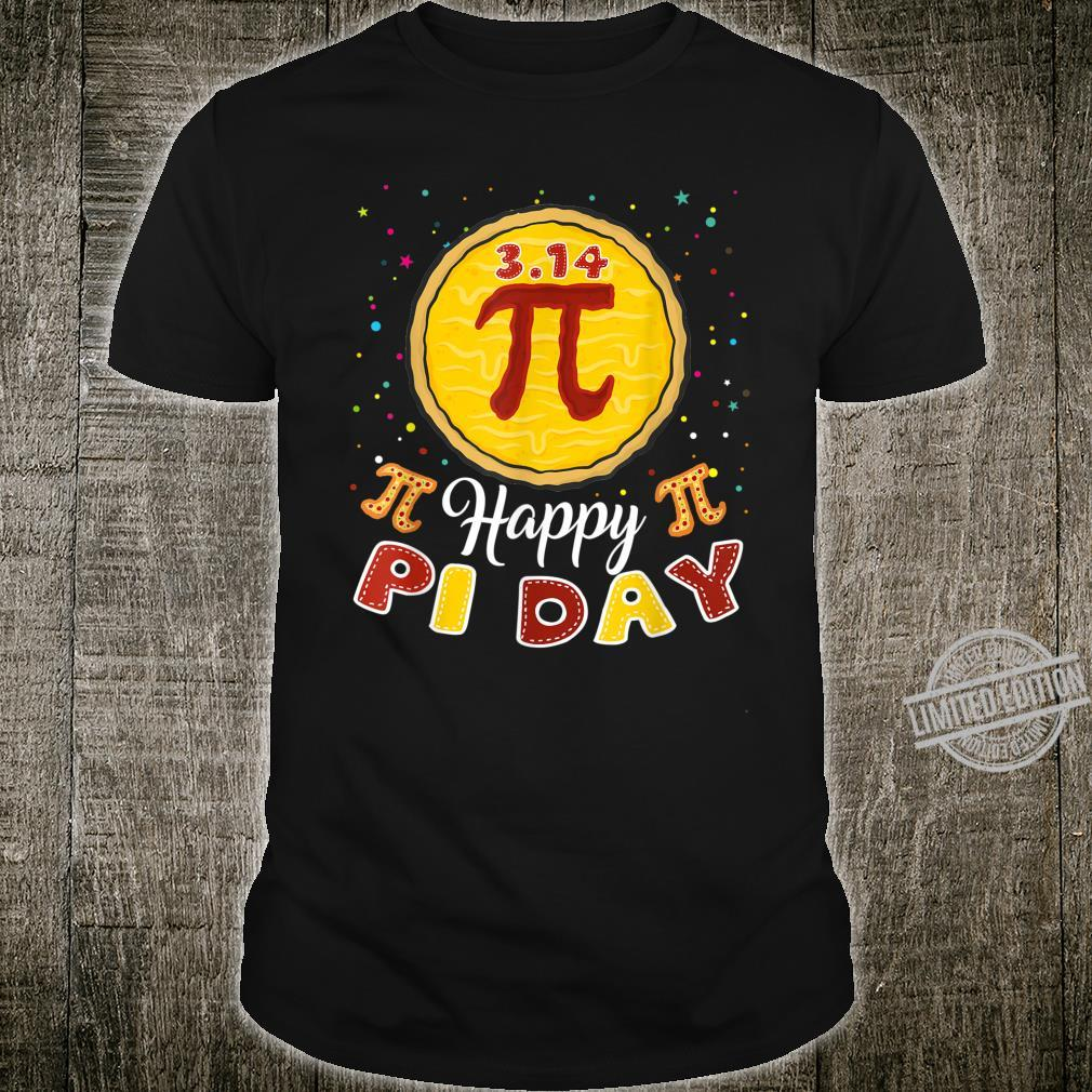 Happy Pi Day Pie Math Teacher For Teachers Shirt