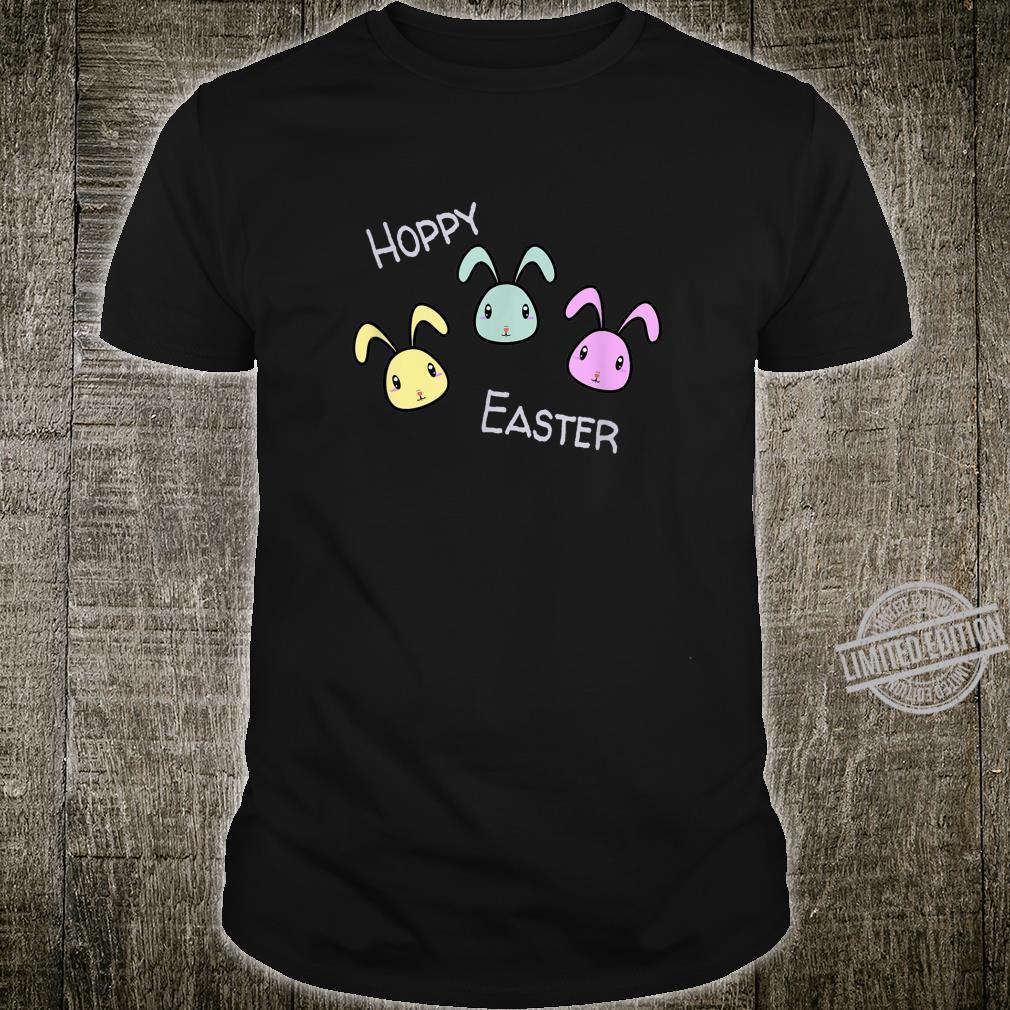 Happy easter bunny, cute, kawaii bunnies Shirt