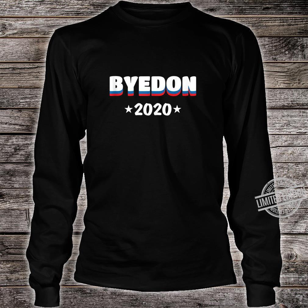 JOE BIDDEN FOR PRESIDENT 2020, BYEDON 2020 Shirt long sleeved