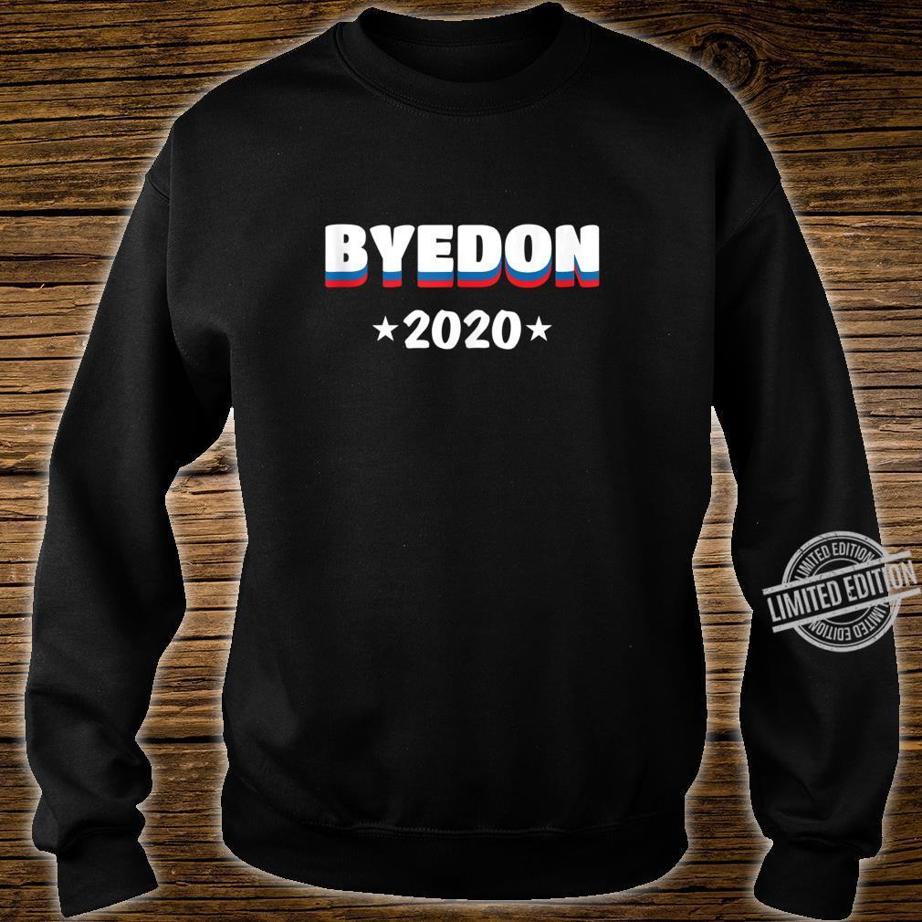 JOE BIDDEN FOR PRESIDENT 2020, BYEDON 2020 Shirt sweater