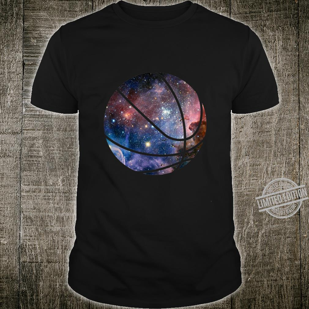 Lustiges Basketball Design Geschenk Basketballer Shirt