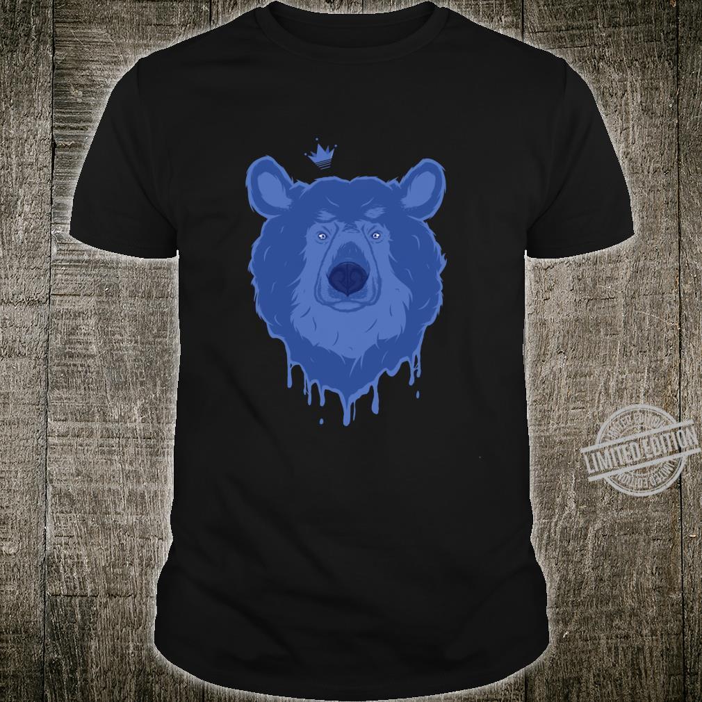 Melting Bear King Shirt