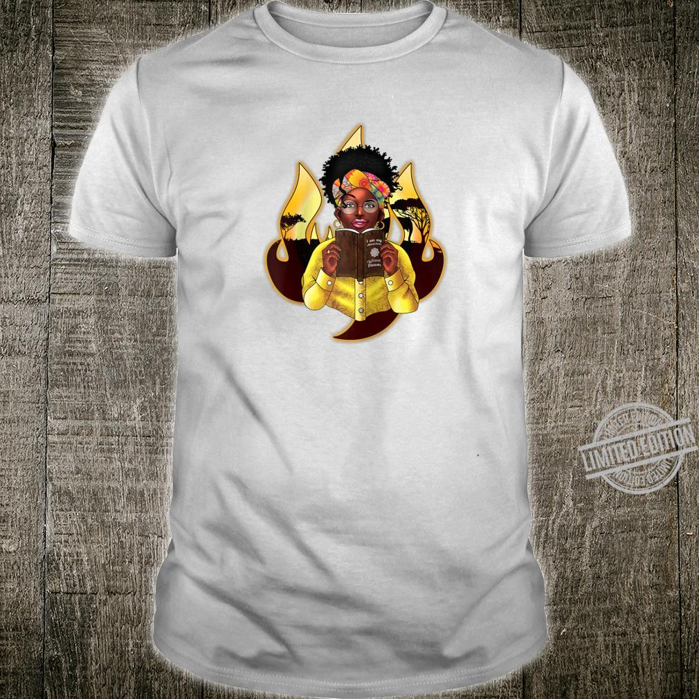 My Ancestors Wildest Phenomenal Melanin Black History Shirt