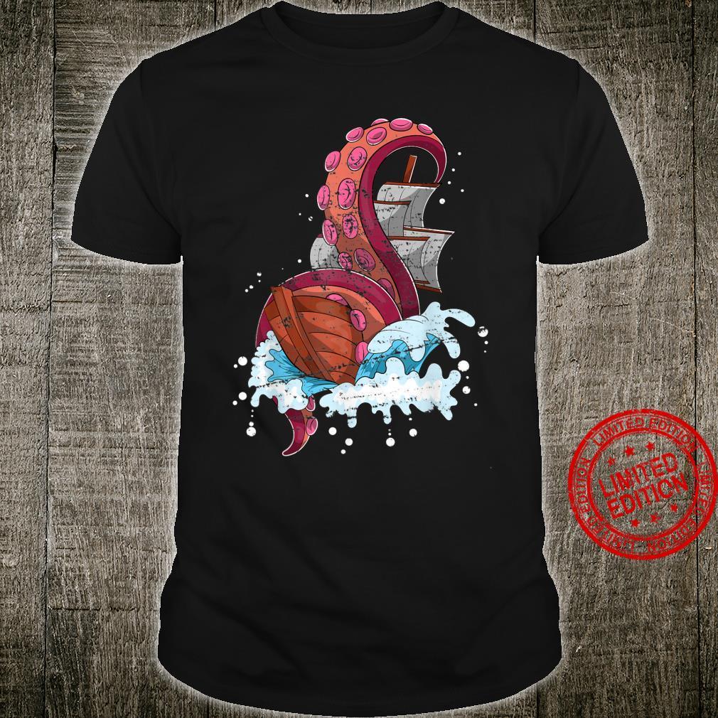Pirate Octopus Shirt