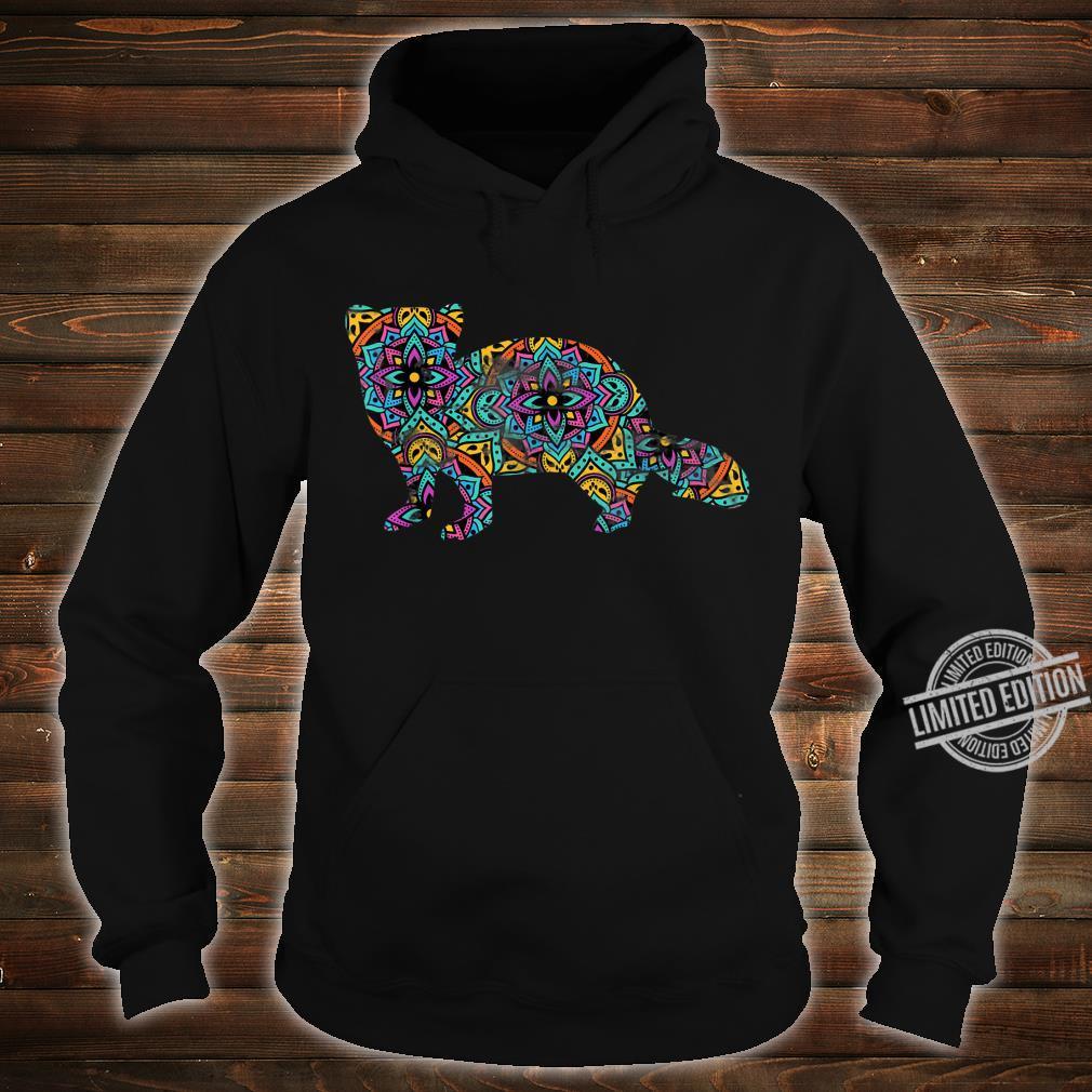 Polygon Ferret Shirt hoodie