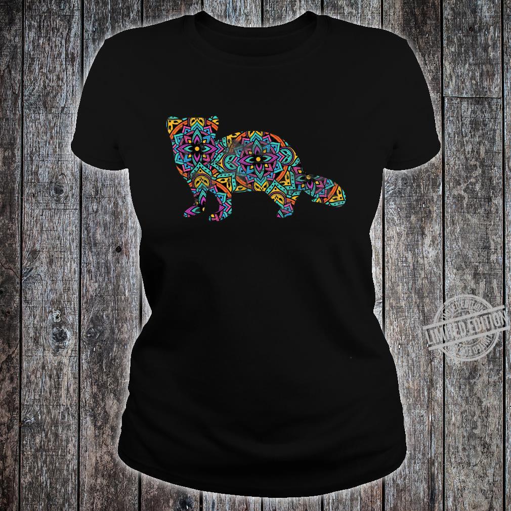 Polygon Ferret Shirt ladies tee