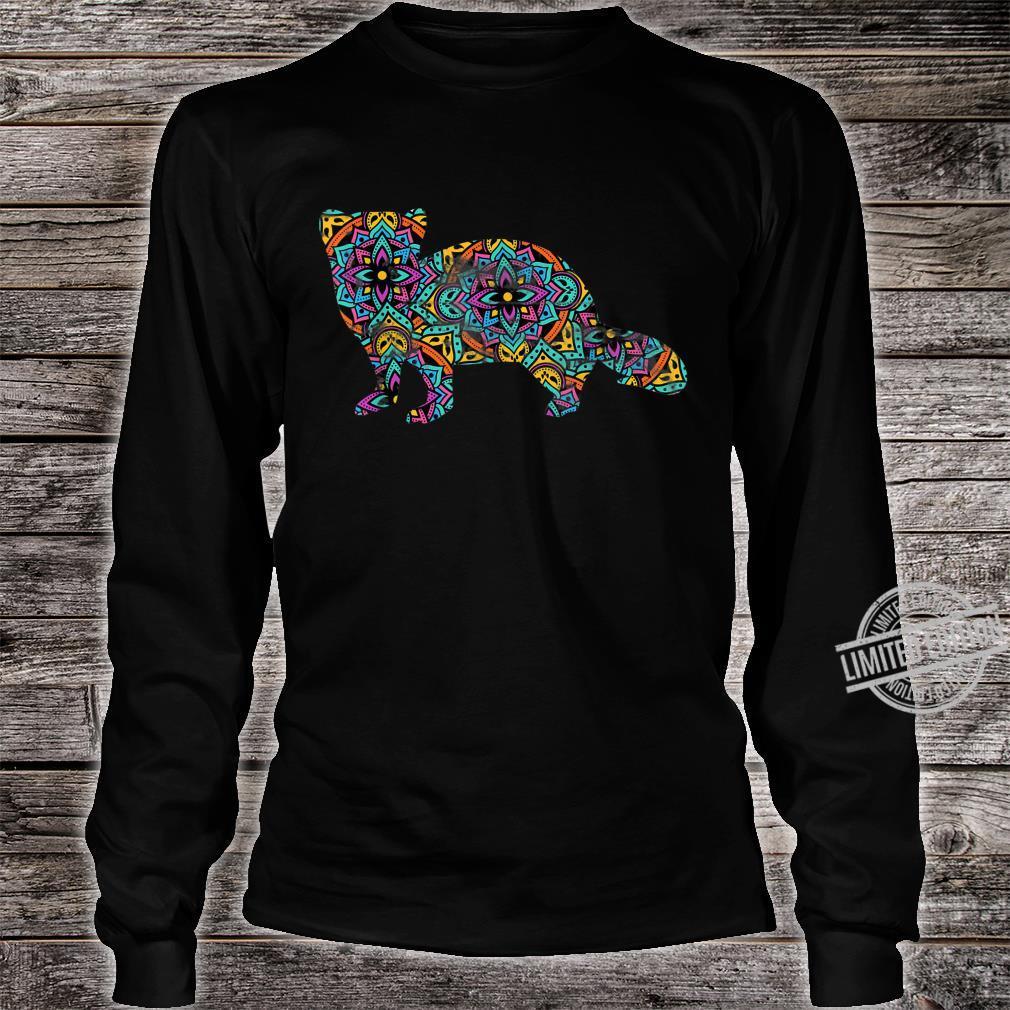 Polygon Ferret Shirt long sleeved