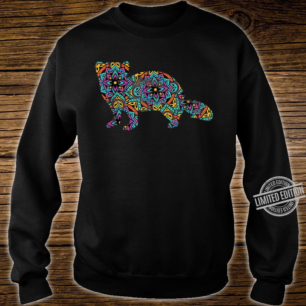 Polygon Ferret Shirt sweater