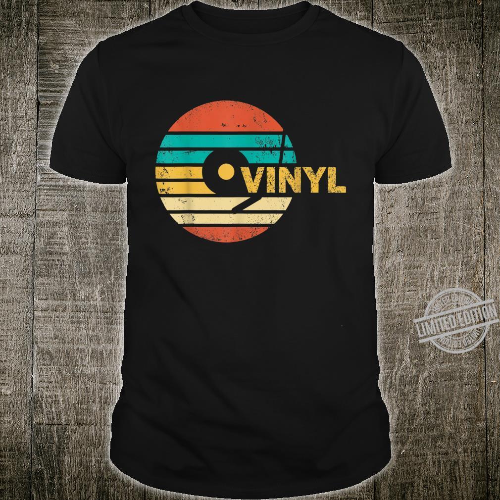 Retro Vinyl LP Records I Vintage Vinyls Shirt