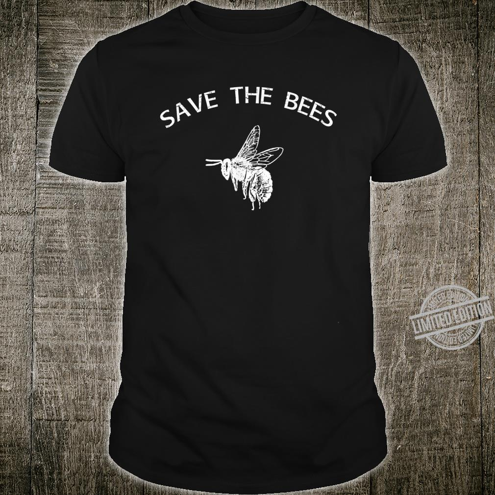 Save The Bees Shirt Climate Change Shirt