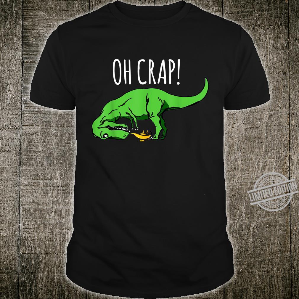 T Rex Humor Lustiger T Rex Dinosaurier Shirt