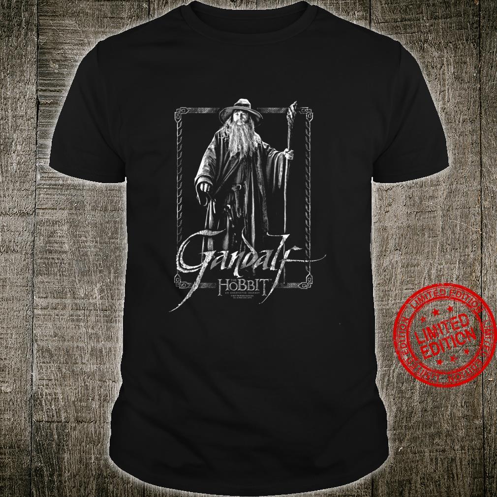 The Hobbit Gandalf Stare Shirt