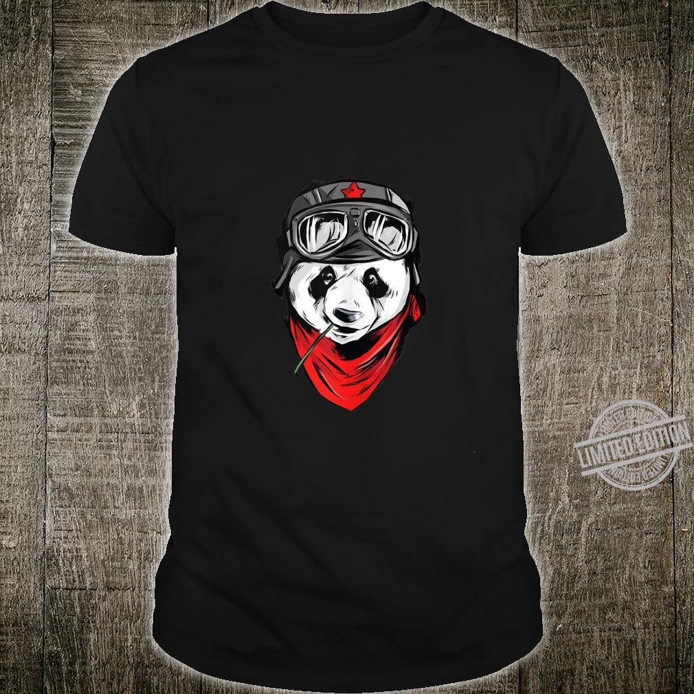 Vintage Pilot Panda Far Eastern Aviation Shirt