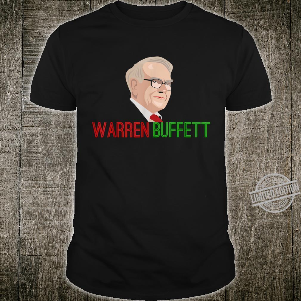 Warren Buffett Stock Market Traders Wall Street Shirt