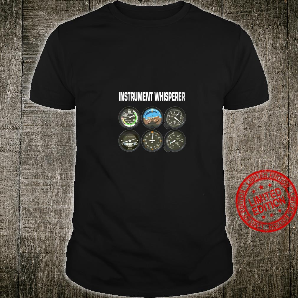 Womens Instrument Whisperer Shirt